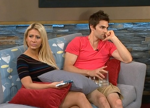 GinaMarie Zimmerman And Nick Uhas Big Brother 15 Showmance Goes Into High Gear (Photo)