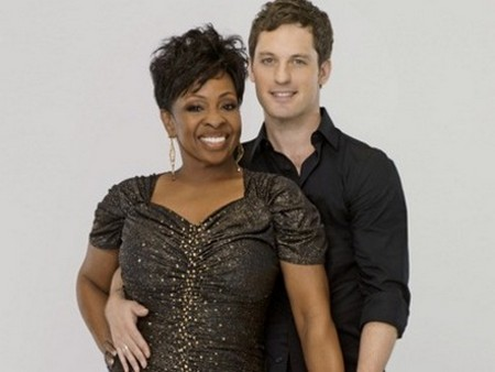 Gladys Knight Dancing With The Stars Tango Performance Video 4/9/12