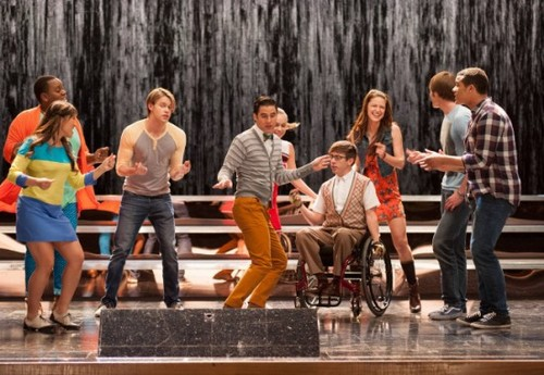 "Glee RECAP 4/25/13: Season 4 Episode 20 ""Lights Out"""