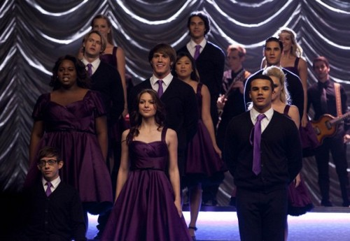 "Glee RECAP 5/9/13: Season 4 Finale 2013 ""All or Nothing"""