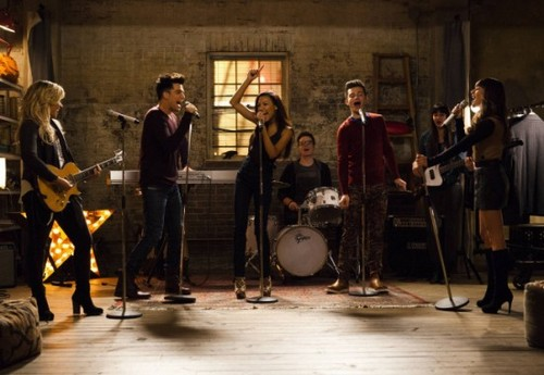 "Glee RECAP 11/7/13: Season 5 Episode 4 ""A Katy or a Gaga"""