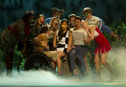 "Glee RECAP 11/28/13: Season 5 Episode 7 ""Puppet Master"""