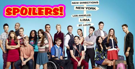 Glee Season Four Spoilers: An Event So Shocking It Left Lea Michele Speechless