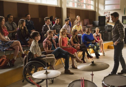 "Glee RECAP 3/18/14: Season 5 Episode 12 ""100"""