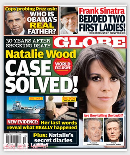 Natalie Wood Case Solved!  (Photo)