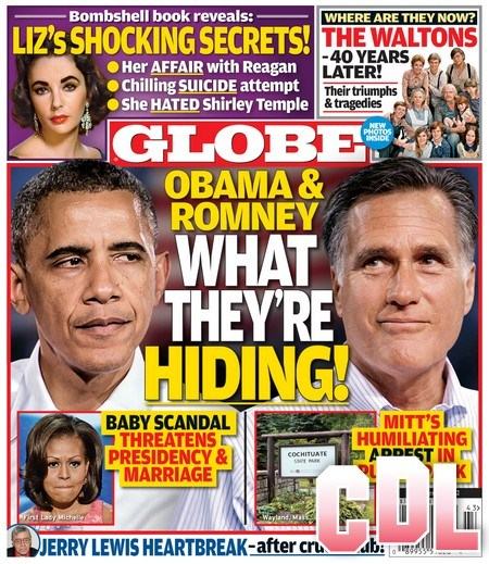 GLOBE: Elizabeth Taylor's Shocking Secret – Her Affair With Ronald Reagan!