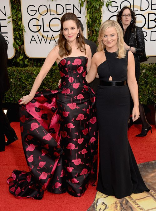 Golden Globe Awards 2014 Red Carpet Arrival Photos and Winners HERE! #GoldenGlobes