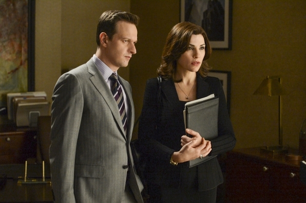 """The Good Wife Spoilers: Season 5 Episode 14 """"A Few Words""""- Will Is In Serious Legal Trouble For Covering Up Fraudulent Votes, Could He Go To Jail?"""