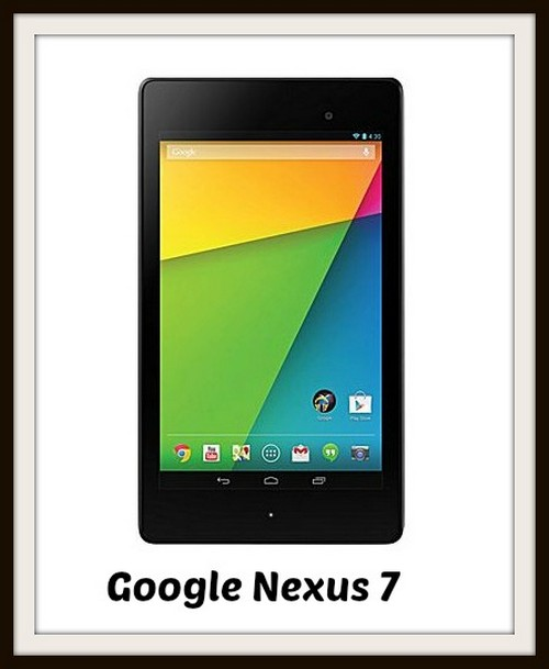 """Google Nexus 7 Holiday Gift Idea - """"Made For What Matters"""" #Nexus7"""