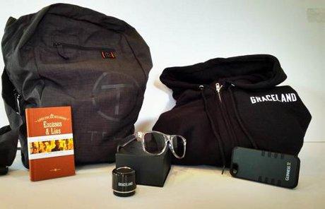 Graceland Prize Pack