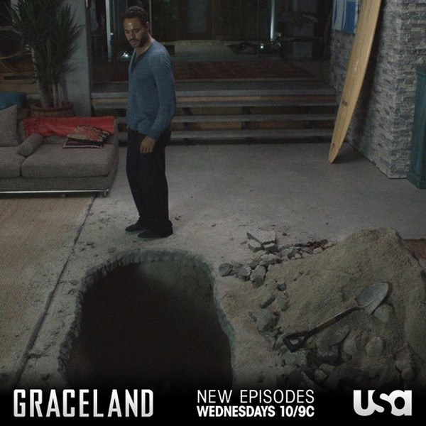 "Graceland Best Detailed Recap: Season 2 Episode 11 ""Home"""