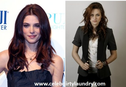 Kristen Stewart And Ashley Greene Have Bitchy Catfight On Set!