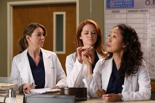 """Grey's Anatomy Season 9 Episode 11 """"The End is the Beginning is the End"""" Recap 1/17/13"""