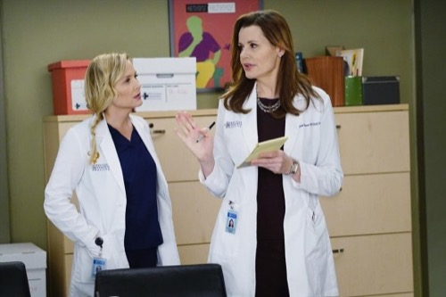 Grey's Anatomy Recap - 'Staring at the End' - Season 11 Episode 13