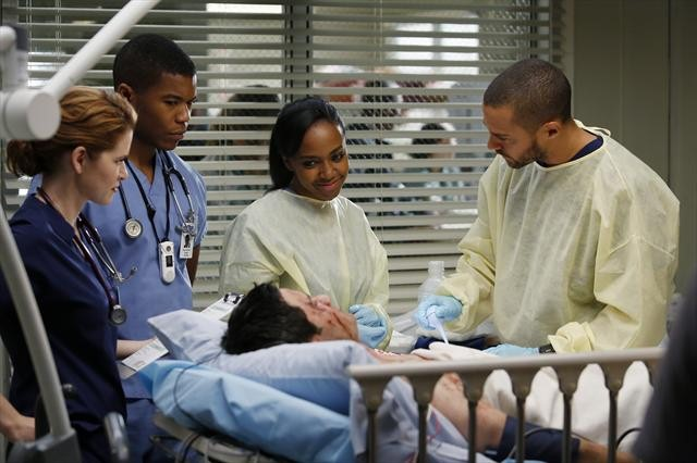 "Grey's Anatomy Season 9 Episode 10 ""Things We Said Today"" Recap 01/10/13"