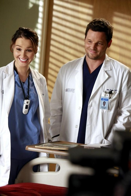 "Grey's Anatomy RECAP 3/13/14: Season 10 Episode 15 ""Throwing It All Away"""