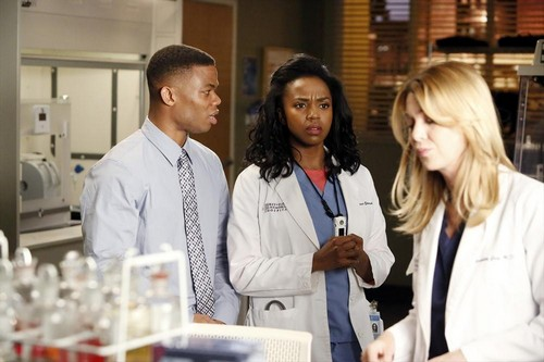 """Grey's Anatomy RECAP 3/20/14: Season 10 Episode 16 """"We Gotta Get Out of This Place"""""""