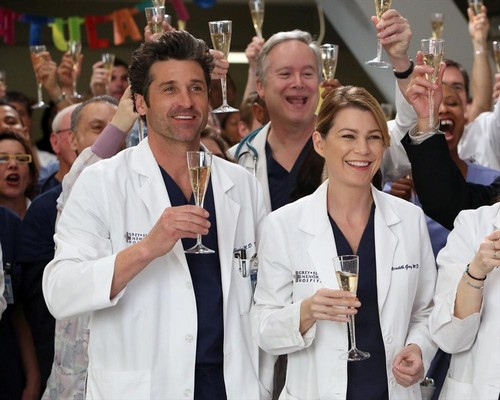 "Grey's Anatomy RECAP 4/10/14: Season 10 Episode 19 ""I'm Winning"""