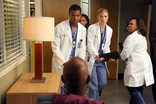 "Grey's Anatomy RECAP 10/17/13: Season 10 Episode 5 ""I Bet It Stung"""