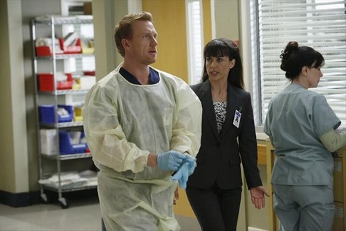 "Grey's Anatomy RECAP 01/31/13: Season 9 Episode 13 ""Bad Blood"""