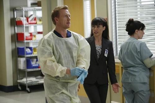 "Grey's Anatomy RECAP 01/31/13: Season 9 Episode 13 ""Bad Blood"""