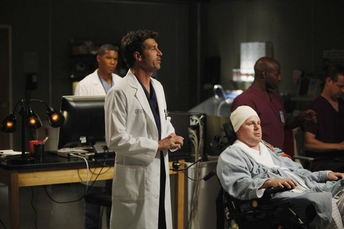 "Grey's Anatomy RECAP 10/24/13: Season 10 Episode 6 ""Map of You"""