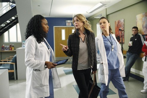"Grey's Anatomy Recap 11/21/13: Season 10 Episode 10 ""Somebody That I Used To Know"""