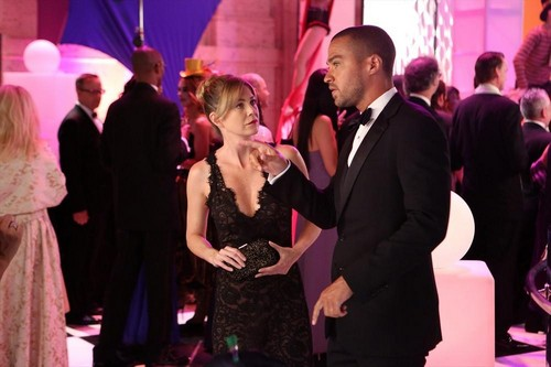 ELLEN POMPEO, JESSE WILLIAMS