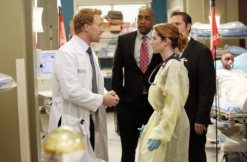 """Grey's Anatomy Finale RECAP: Christina Says Goodbye - Season 10 Finale """"Fear (of the Unknown)"""""""
