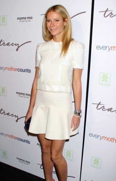 Gwyneth Paltrow Slams Angelina Jolie At 40th Birthday Party 1007