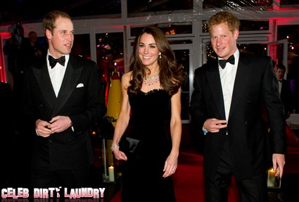 Prince Harry Moves In Next Door To Prince William And Kate Middleton