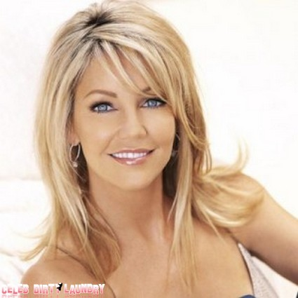 Heather Locklear's Secret Stint In Rehab