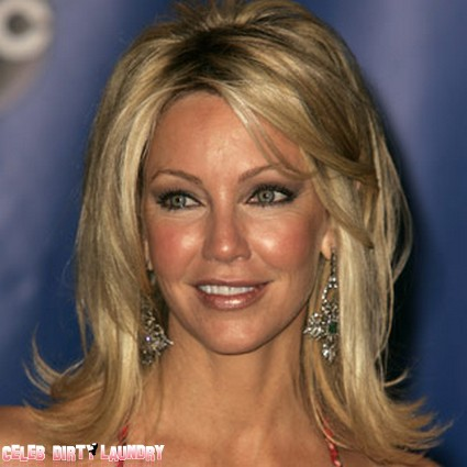 Heather Locklear Rushed To Hospital