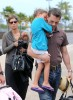 Halle Berry Restrains Olivier Martinez From Beating Paparazzi In Front Of Daughter (Video) 0402