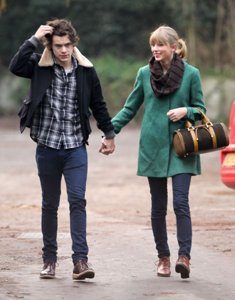 Harry Styles Cheated On Taylor Swift Once Before! 0108