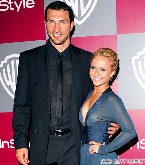 Hayden Panettiere Enagaged To Wladimir Klitschko - Marriage In Summer Of 2013