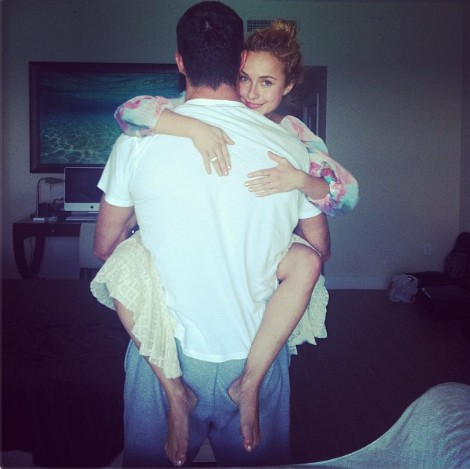 Hayden Panettiere's Ring Continues To Spark Engagement Rumors (Photo) 0401