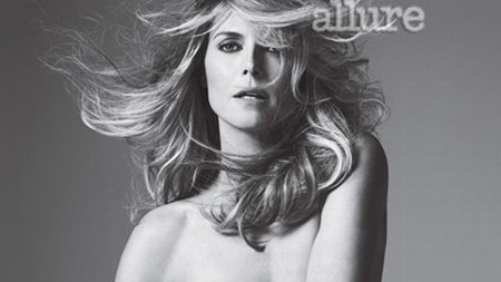 Heidi Klum Gets Naked To Show Seal She Is Still Hot (Photo)