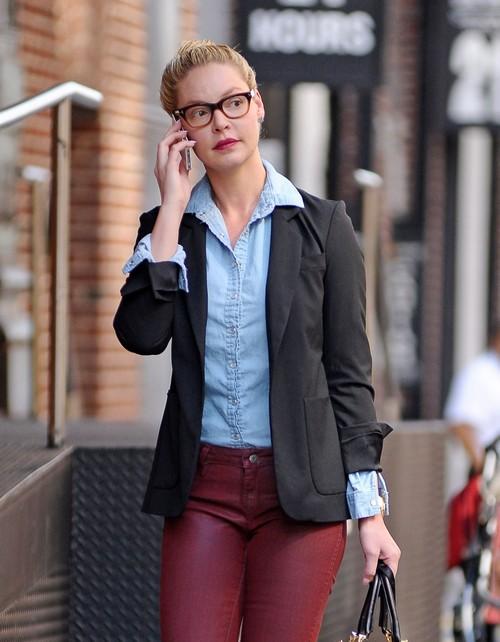 Katherine Heigl Diva Behavior Attacked On Movie Set By Crew