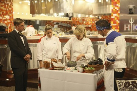 Hell's Kitchen 2012 Recap: Week Five 6/18/12