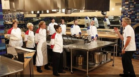 Hell's Kitchen 2012 Recap: Episode 9 '11 Chefs Compete, Part 2' 7/3/12