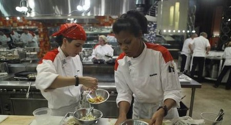 Hell's Kitchen 2012 Recap: Episode 6 '13 Chefs Compete' 6/19/12