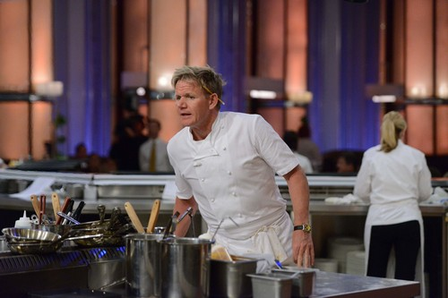 "Hell's Kitchen RECAP 4/2/13: Season 11 Episode 5 ""16 Chefs Compete Pt. 1"""