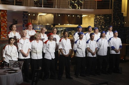 Hell's Kitchen 2012 Season 10 Premiere 6/4/12