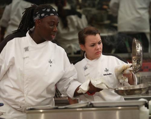 """Hell's Kitchen Recap 5/26/15: Season 14 Episode 13 """"5 Chefs Compete"""""""