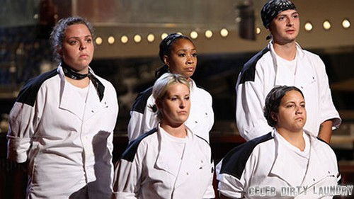 "Hell's Kitchen RECAP 6/27/13: Season 11 ""5 Chefs Compete Part 2"""