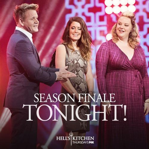 Hell's Kitchen Finale Recap – Ryan Wins: Season 16 Episode 16