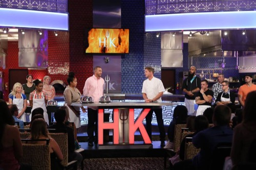 Hell S Kitchen Recap Premiere Season 14 Episode 1 Quot 18