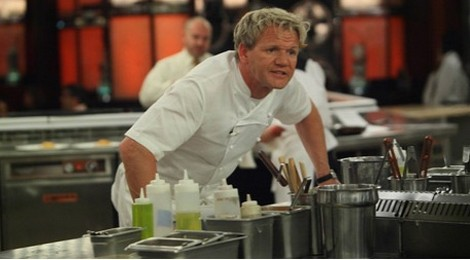 Hell's Kitchen 2012 Recap: Season Finale Part 1 '2 Chefs Compete' 9/4/12