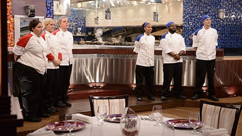 "Hell's Kitchen RECAP 6/13/13: Season 11 ""6 Chefs Compete"""